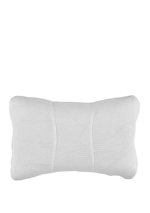 Cool Luxury Contour Zippered Pillow Protector