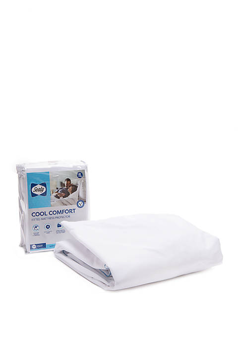 Cool Comfort Fitted Mattress Protector