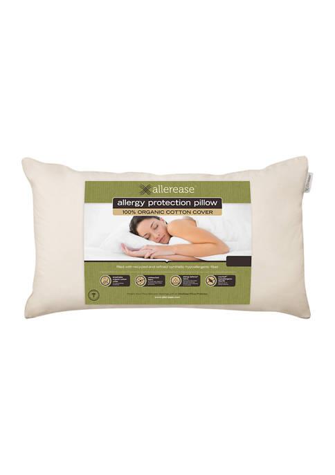 AllerEase® Organic Cotton Pillow