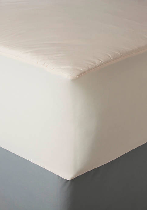 Organic Cotton Cover Waterproof Mattress Pad