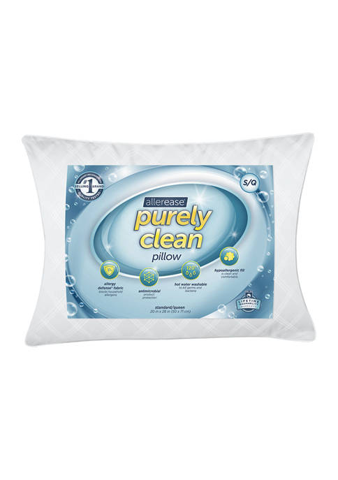 AllerEase® Purely Clean Pillow