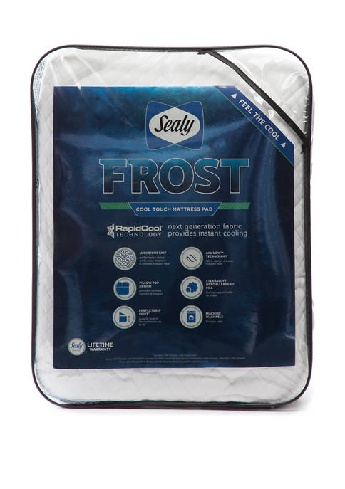 Frost Cool Touch Mattress Pad