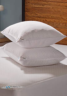 Stain Release and Waterproof Pillow Protectors  - 2 Pack