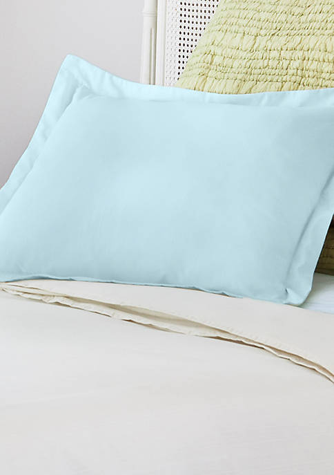 Decorative Allergy Pillow Shams King 2-Pack 20-in. x 36-in.