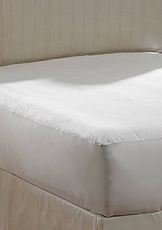 AllerEase® Hot Water Washable Allergy Protection Mattress Pad