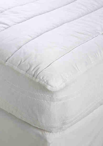 coolmax smart hei queen pad microfiber wid white cool fmt target a mattress p