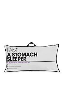 A Stomach Sleeper Pillow