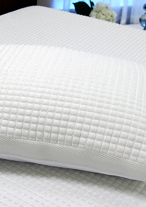 Cool Gusseted Side Sleeper Pillow