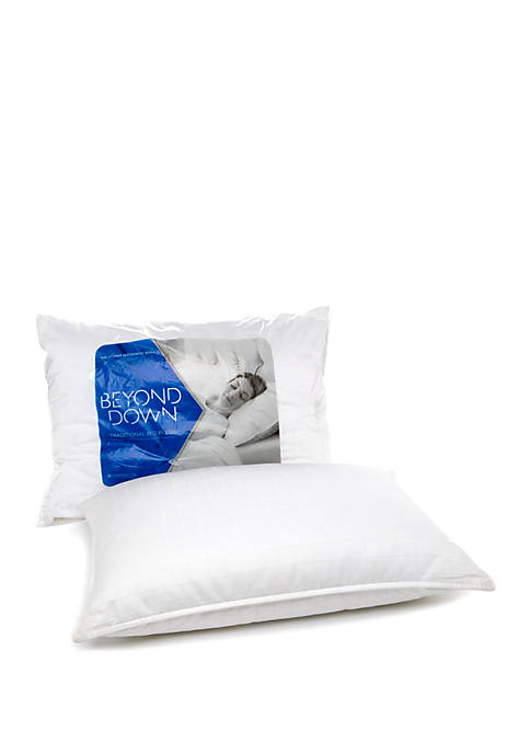 Carpenter Beyond Down Standard Bed Pillow