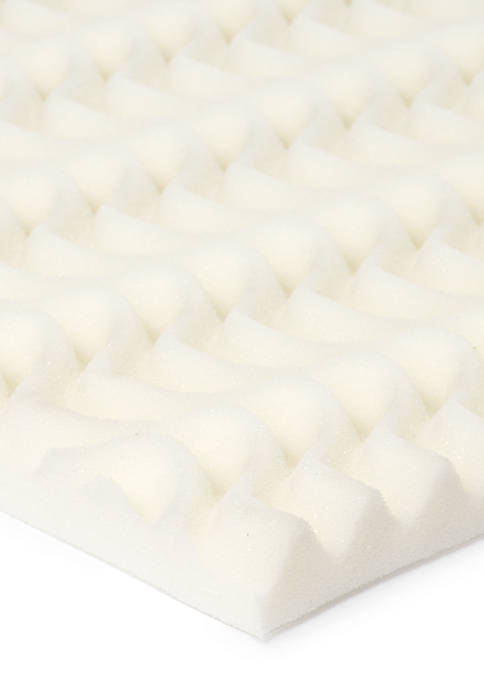 Isotonic Comfort Three-Zone Foam Mattress Topper