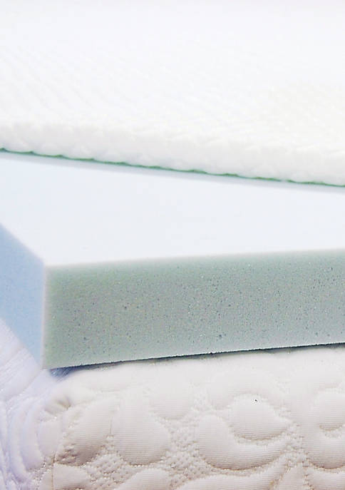 Isotonic Serene Performance Foam Mattress Topper