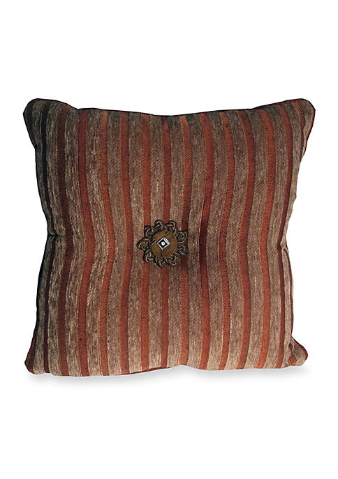 Pueblo Throw Pillow 18-in. x 18-in.