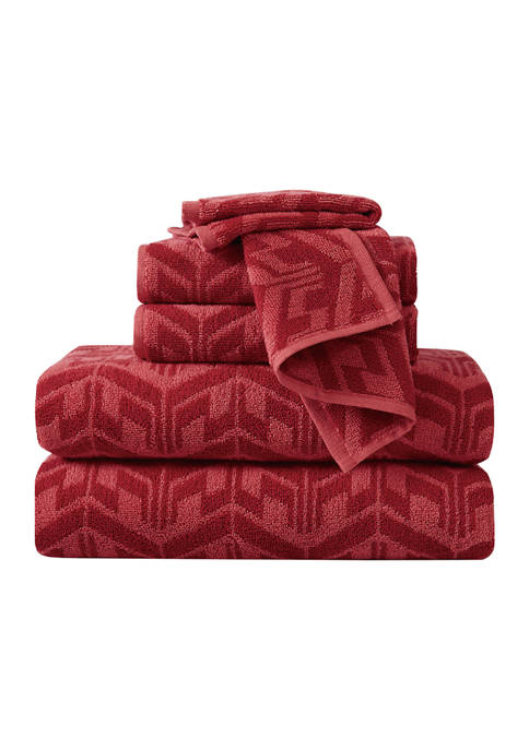 American Traditions™ Herringbone Towel Set