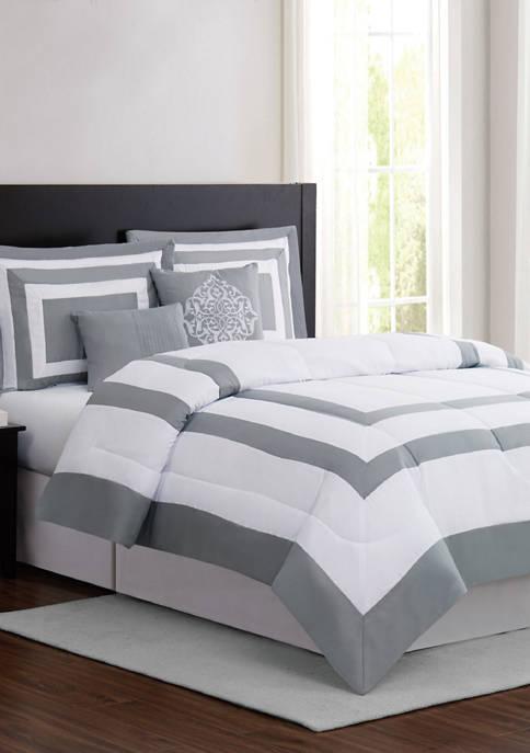 London Fog® Raynes Hotel Comforter Set