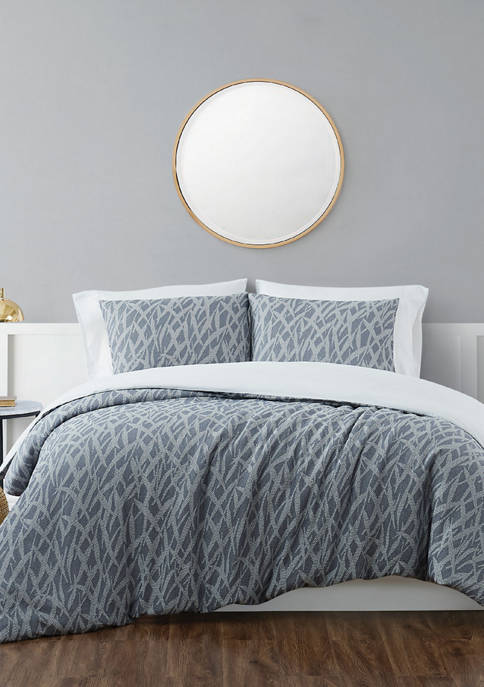 Brooklyn Loom Honey Waffle Comforter Set