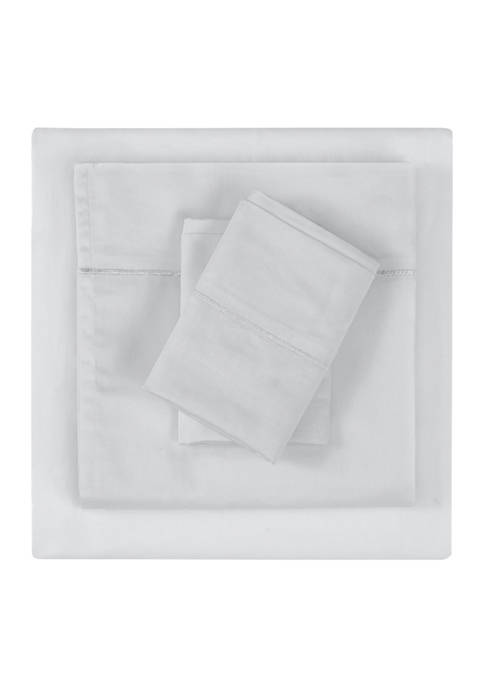 American Traditions™ 300 Cotton Sateen Sheet Set