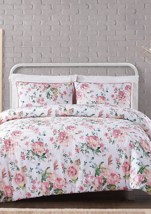 American Traditions™ Blooms Comforter Set