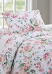 Blooms Comforter Set