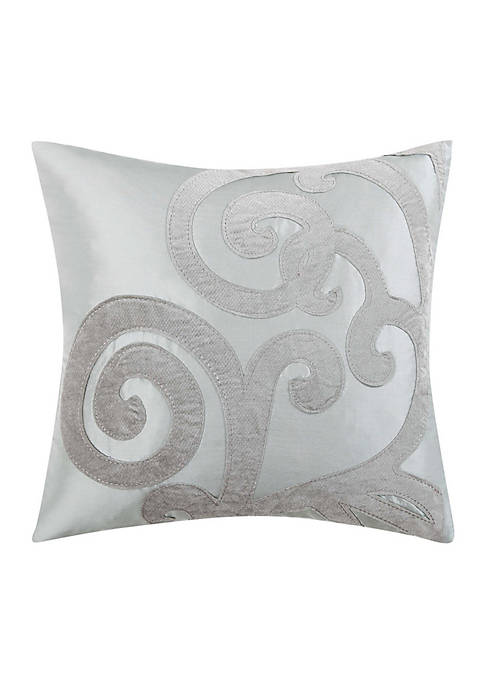 Charisma Home Legacy 20-in Square Decorative Pillow