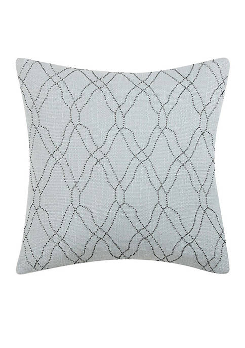 Charisma Home Legacy 18-in. Square Decorative Pillow