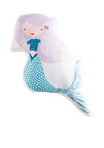 Mermaids Decorative Pillow