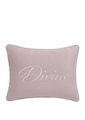 Devine Velvet Pillow