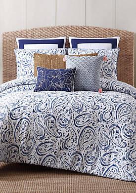 Indienne Paisley Twin XL Comforter Set