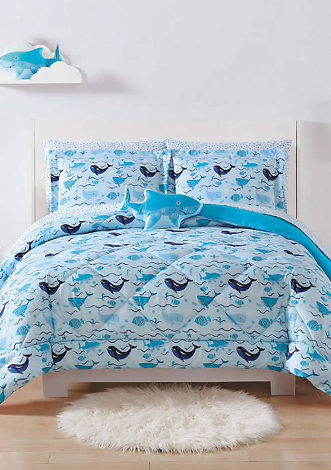 Laura Hart Kids Deep Blue Sea Twin/Twin XL