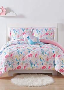 Mermaids Full/Queen 3-Piece Comforter Set