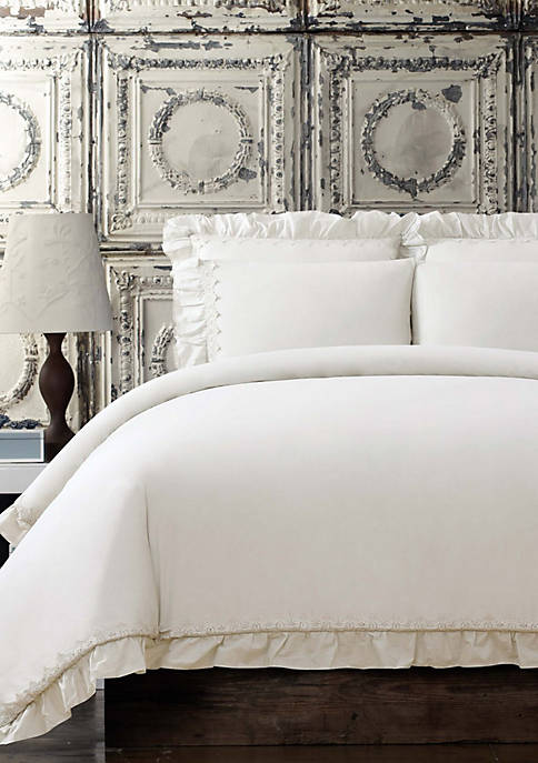 Cottage Classics™ Voile Comforter Set