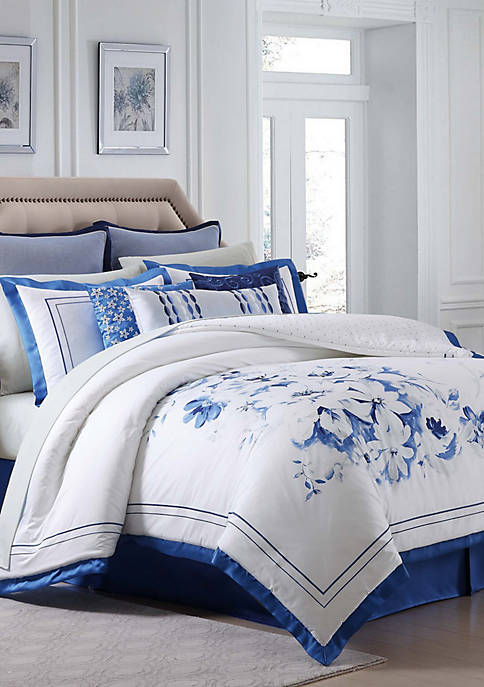 Charisma Home Alfresco Floral Duvet Set