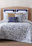 Indienne Paisley Full/Queen Duvet Set