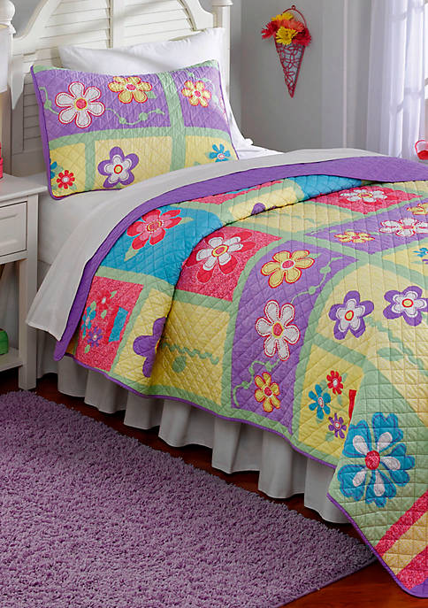 Laura Hart Kids Sweet Helena Quilt Set