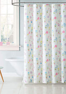 Garden Fairies Shower Curtain