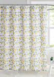 Verbena Shower Curtain