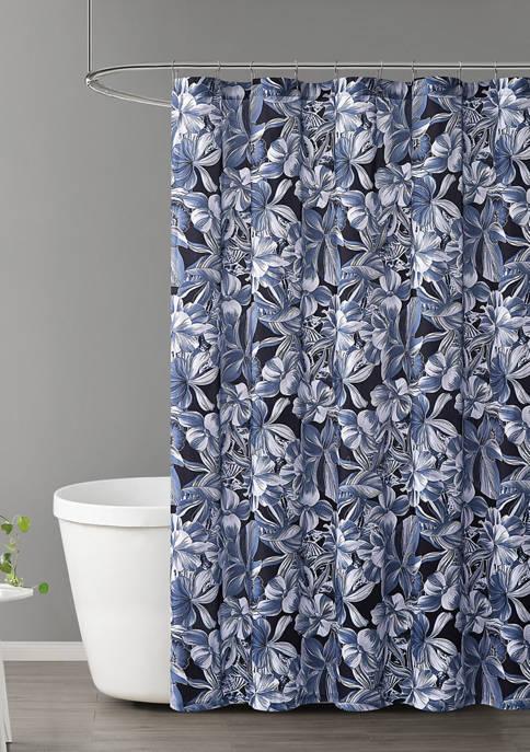 Christian Siriano Talia Shower Curtain