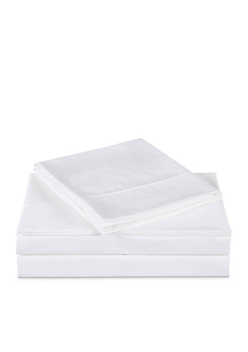 Charisma Home 510-Thread Count Luxe Cotton Sateen Sheet