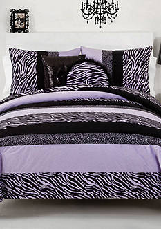 Seventeen® Zebra Darling Bedding Collection
