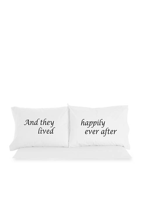 Shavel Micro Flannel Happily Ever After Inspirational Novelty