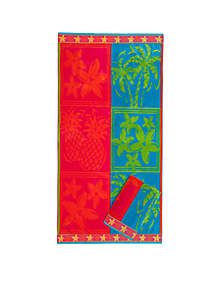 Dee-Lights Beach Towel - Set of 2