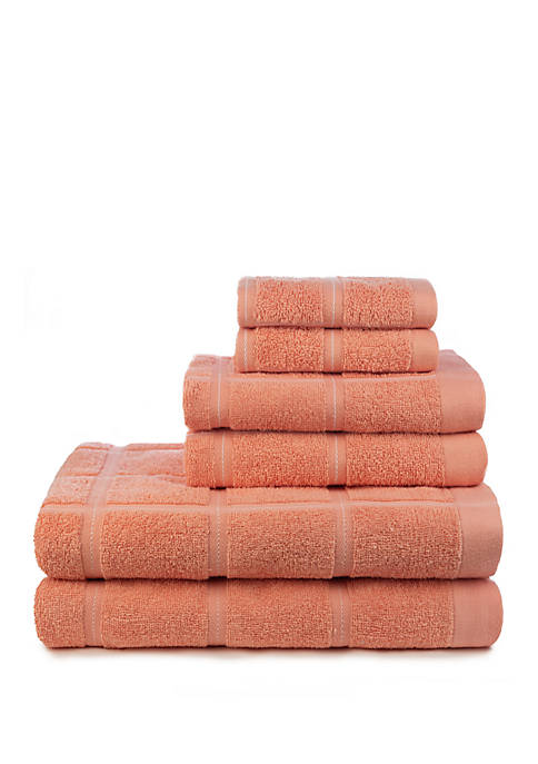 American Dawn Kempster 6 Piece Bath Towel Set