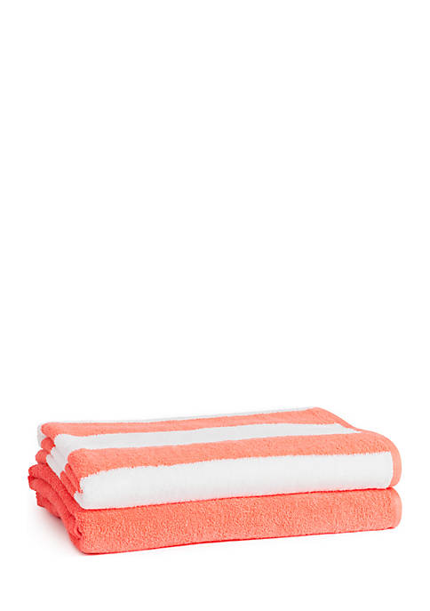 American Dawn 2-Piece Vannah Beach Towel Set