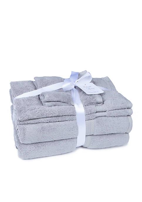 American Dawn Hopewell 6-Piece Towel Set