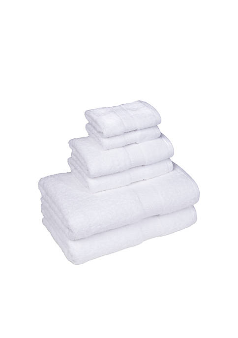 American Dawn Organic 6-Piece Towel Set