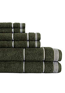 Highgate Six-piece Towel Set
