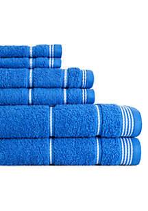 Highgate Six-piece Towel Set