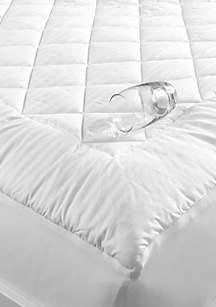Waterproof Stain Resistant Anti-Microbial Mattress Pad
