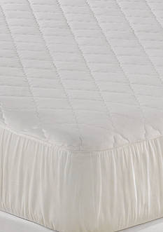 Home Accents® Breathable Knit Mattress Pad