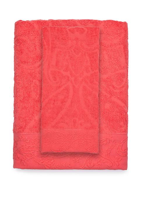 Grand Jacquard Bath Towel Collection