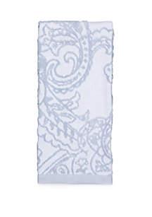 Paisley Jacquard Yard Dyed Towel